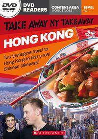 take away my takeaway: hong kong (+dvd) - Aa. Vv.