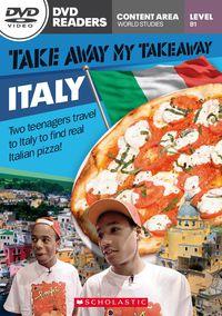 Dr 3 - Take Away My Takeaway - Italy (+dvd) - Paul Shipton