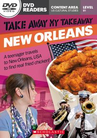 Take Away My Takeaway: New Orleans (+dvd) - Aa. Vv.