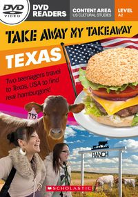 Take Away My Takeaway: Texas (+dvd) - Aa. Vv.