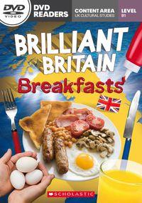 Dr 3 - Brilliant Britain - Breakfasts (+dvd) - Beddall Fiona
