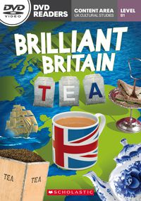 Dr 3 - Brilliant Britain - Tea (+dvd) - Aa. Vv.