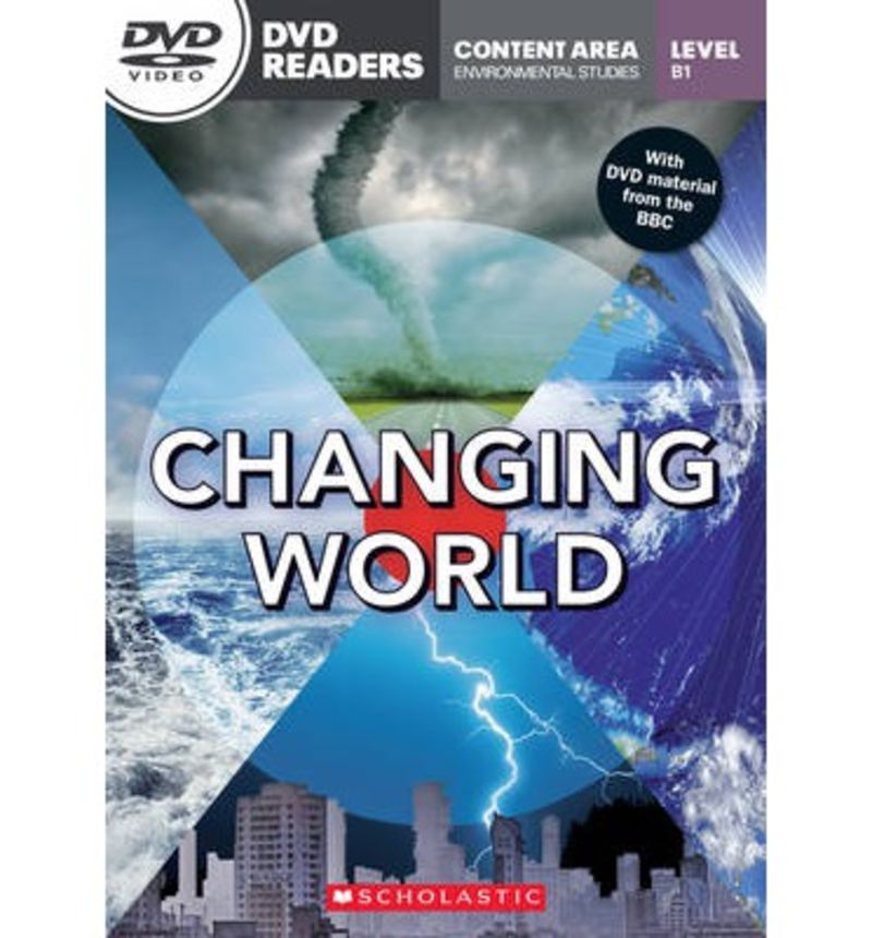 Changing World (+dvd) - Aa. Vv.