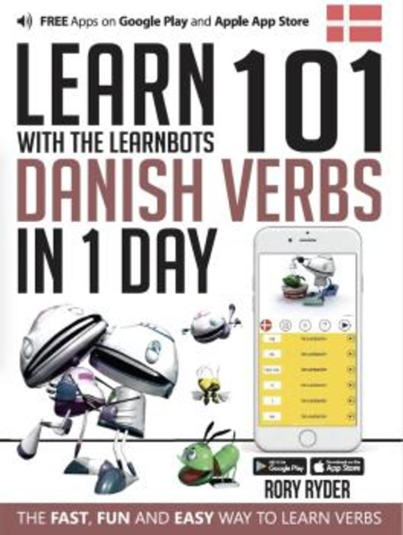 LEARN 101 DANISH VERBS IN 1 DAY