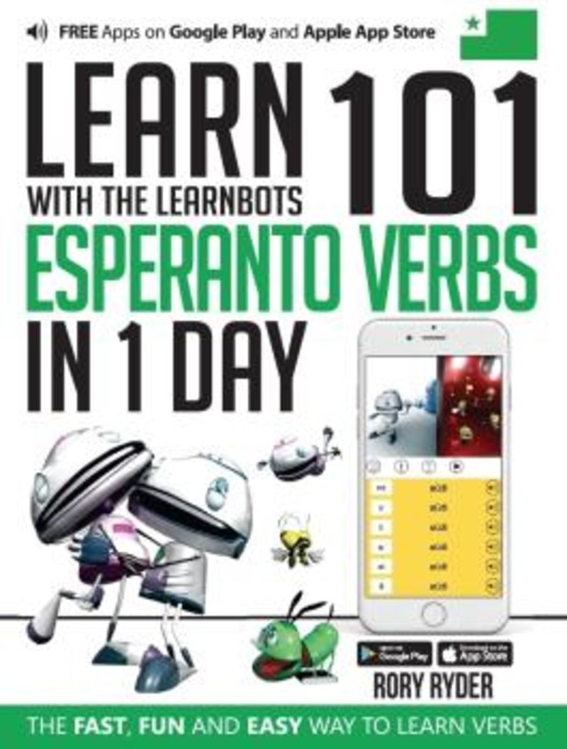 LEARN 101 ESPERANTO VERBS IN 1 DAY
