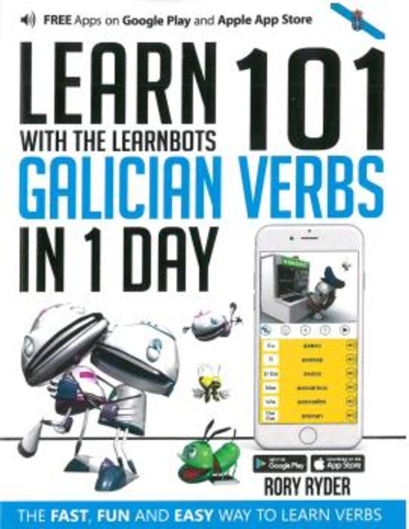 Learn 101 Galician Verbs In 1 Day - Rory Ryder