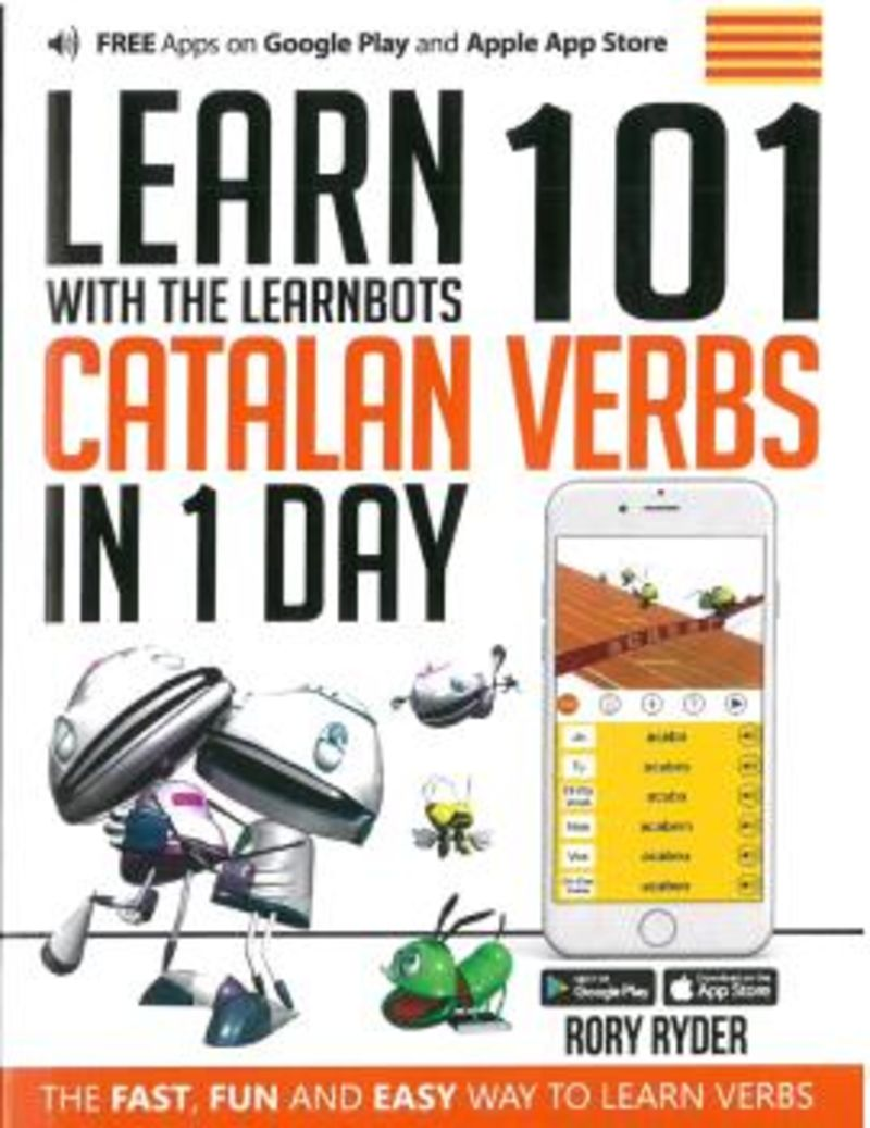 LEARN 101 CATALAN VERBS IN 1 DAY - WITH THE LEARNBOTS