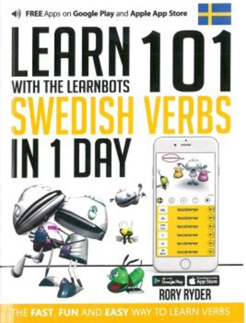 LEARN 101 SWEDISH VERBS IN 1 DAY
