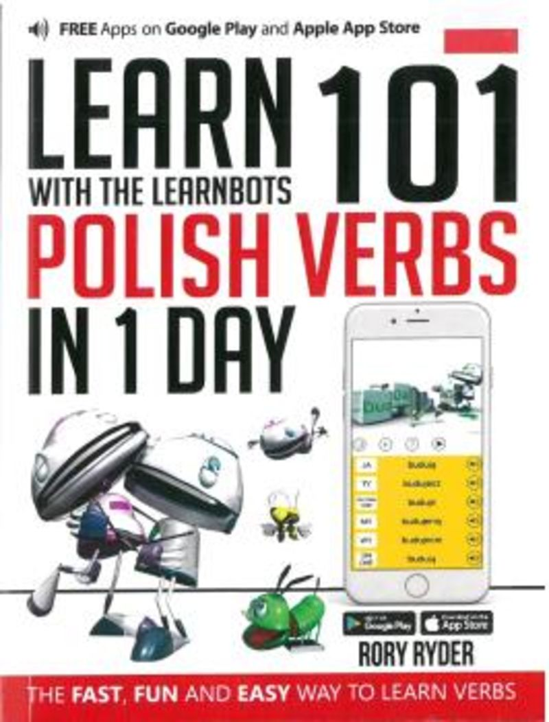 Learn 101 Polish Verbs In 1 Day - Rory Ryder