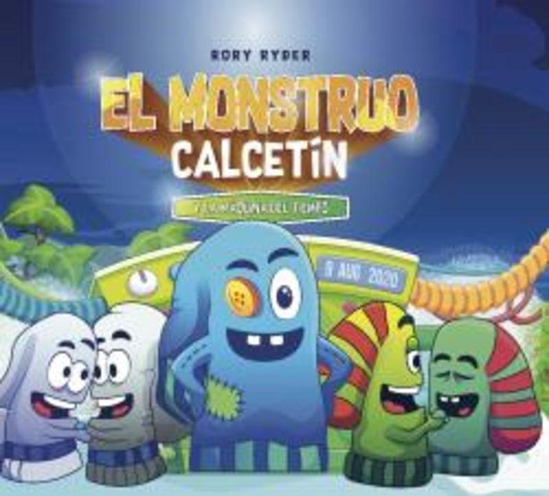 MONSTRUO CALCETIN Y LA MAQUINA DEL TIEMPO, EL