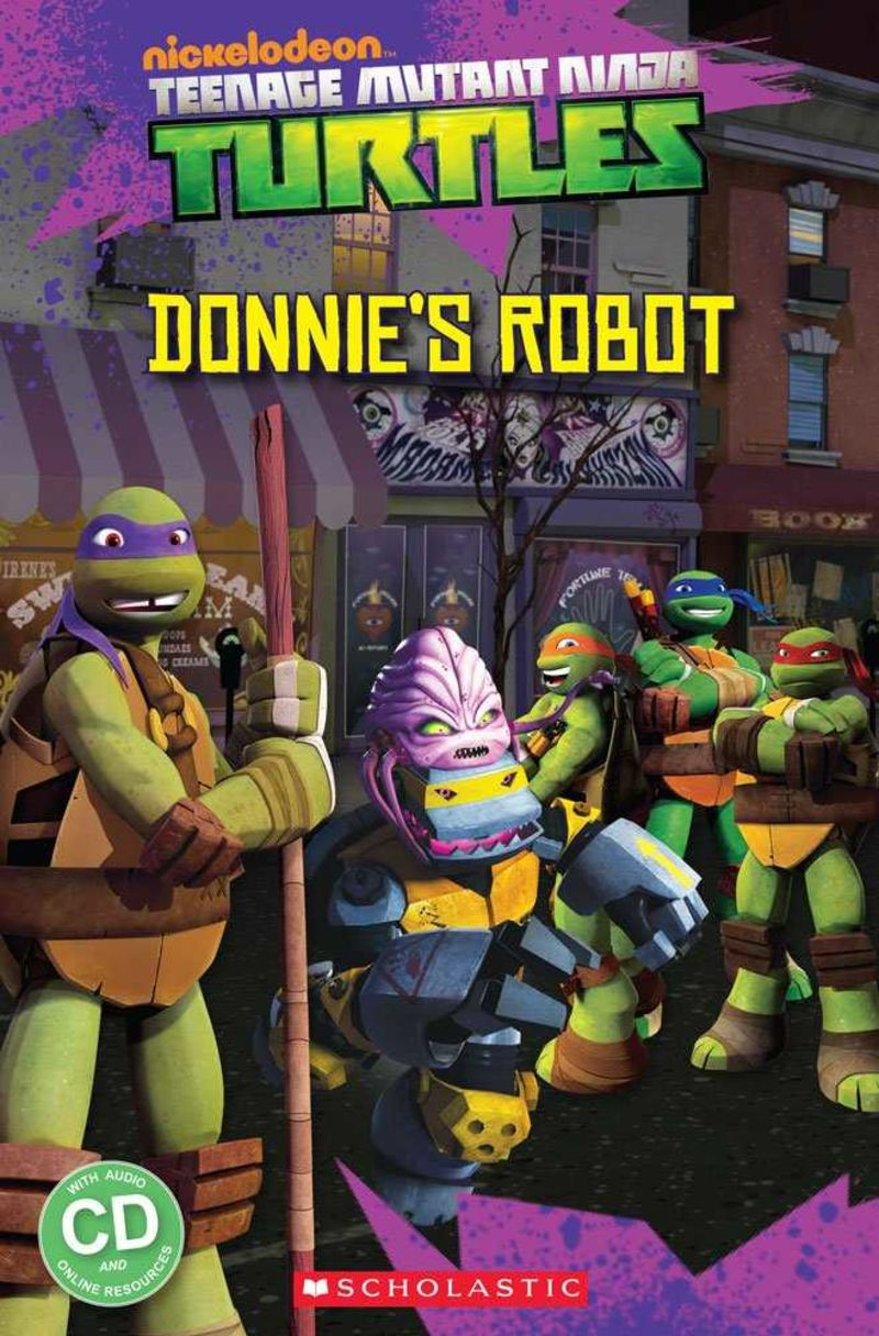Donnie's Robot (+cd) - Aa. Vv.