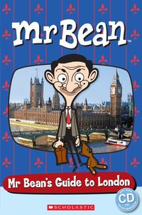Pr Starter - Mr Bean's Guide To London (+cd) - Fiona Davis