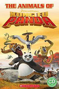 Pr Starter - Animals Of Kung Fu Panda, The - Davis Fiona