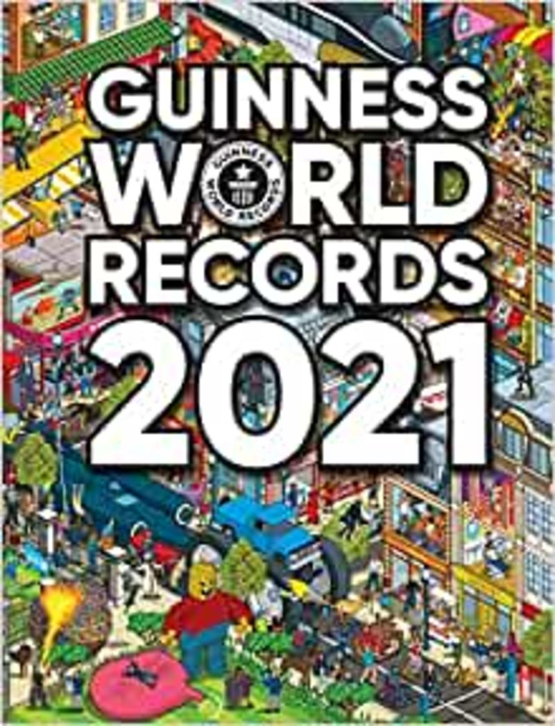 GUINNESS WORLD RECORDS 2021 (ENGLISH)