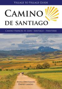 (6 ED) CAMINO DE SANTIAGO - CAMINO FRANCES: ST. JEAN - SANTIAGO - FINISTERRE