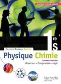 PHYSIQUE CHIMIE 1RES (GRAND FORMAT)