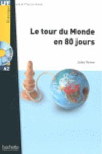 lff a2 - tour du monde 80 jours, le - Jules Verne