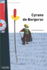 LEC CLE CYRANO DE BERGERAC (+CD)