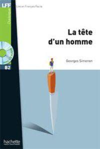 La tete d'un homme - Georges Simeone