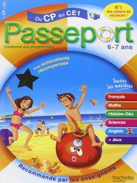 Passeport Du Cp Au Ce1 - Aa. Vv.