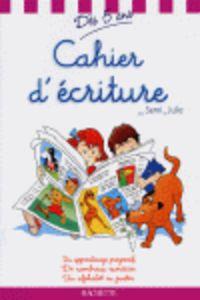 CAHIER ECRITURE 5 ANS