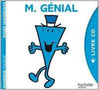 MME GENIAL (+CD)