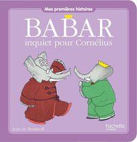 BABAR INQUIET POUR CORNELIUS