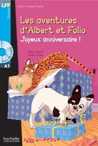Lff - Joyeux Anniversaire (+audio Mp3) - Aa. Vv.