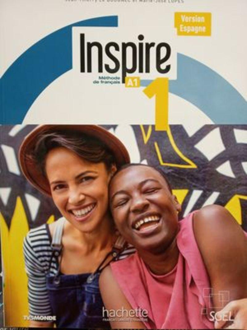 INSPIRE 1 (ED. ESPAGNE)