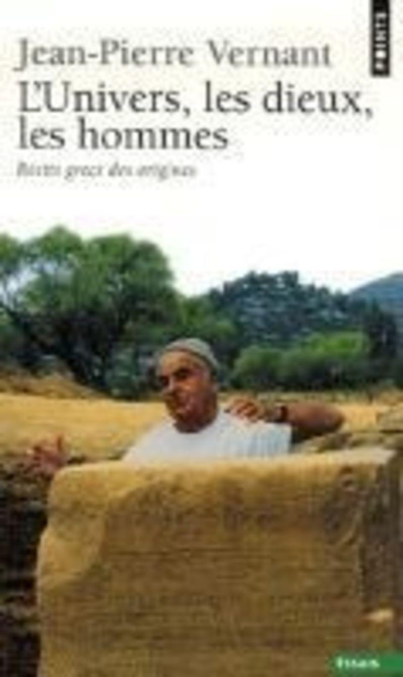 L'UNIVERS, LES DIEUX, LES HOMMES - RECITS GRECS DES ORIGINES