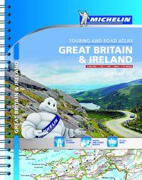 ATLAS GREAT BRITAIN & IRELAND 1122 (2014)