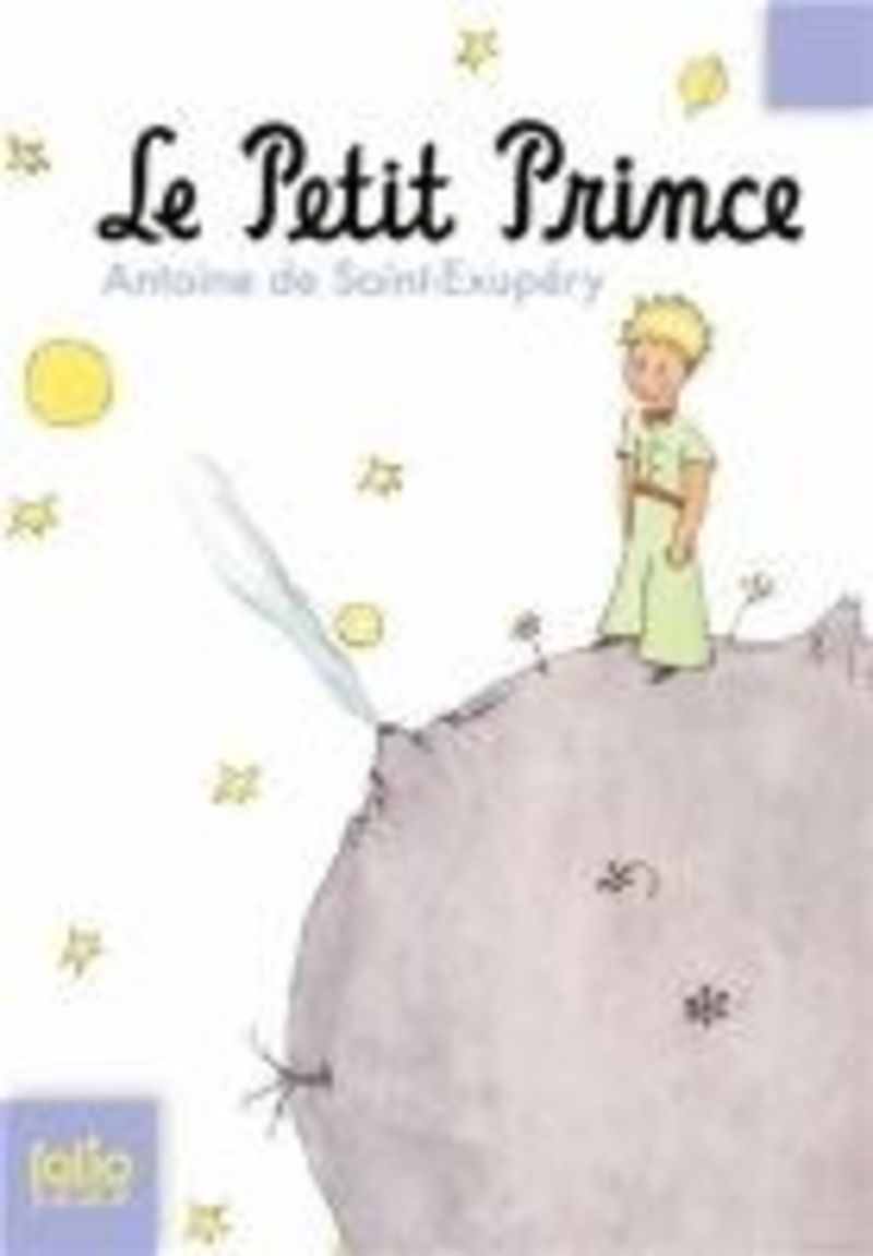 Petit Prince, Le - Antoine De Saint-Exupery