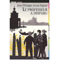 PROFESSEUR A DISPARU, LE - ENQUETE AU COLLEGE 1