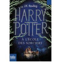 HARRY POTTER A L'ECOLE DES SORCIERS - HARRY POTTER 1