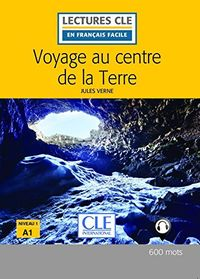 (2 Ed) Voyage Au Centre De La Terre (niveau 1) (a1) - Jules Verne