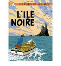 Aventures De Tintin, Les 7 - L'ile Noire - Herge
