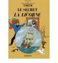 AVENTURES DE TINTIN, LES 11 - LE SECRET DE LA LICORNE