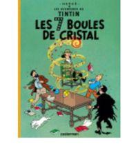 AVENTURES DE TINTIN, LES 13 - LES 7 BOULES DE CRISTAL