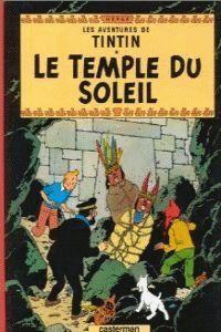Aventures De Tintin, Les 14 - Le Temple Du Soleis - Herge