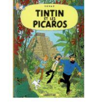 Aventures De Tintin, Les 23 - Tintin Et Les Picaros - Herge