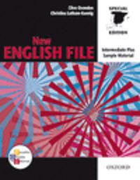NEW ENGLISH FILE INT PLUS DVD