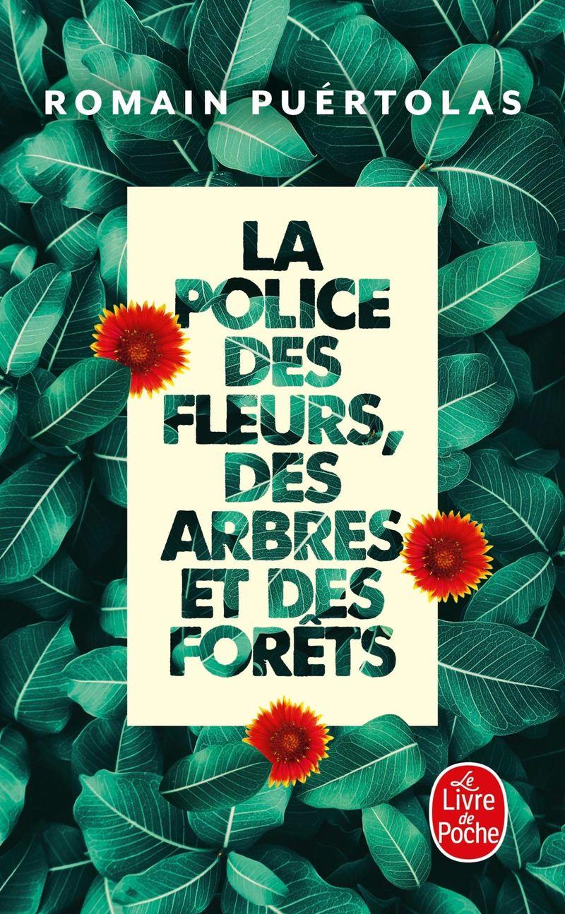 POLICE DES FLEURS DES ARBRES ET FORETS (FORMAT A)