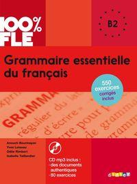 GRAMMAIRE ESSENTIELLE B2 (+CD)