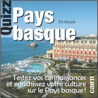 Quizz Pays Basque (110 Cartes) - Eric Becquet