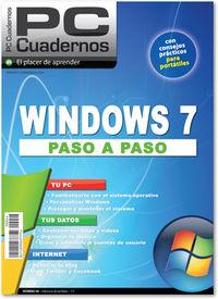 WINDOWS 7 PASO A PASO