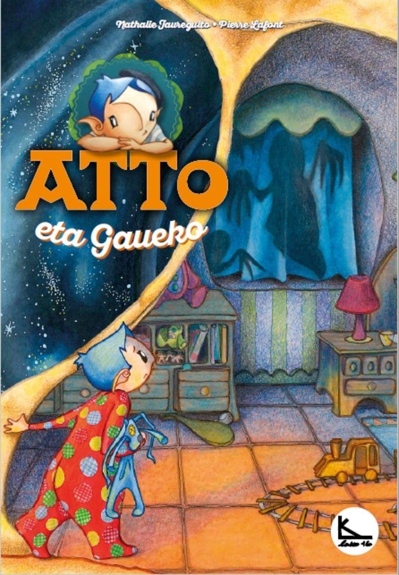 ATTO ETA GAUEKO - ATTO 3