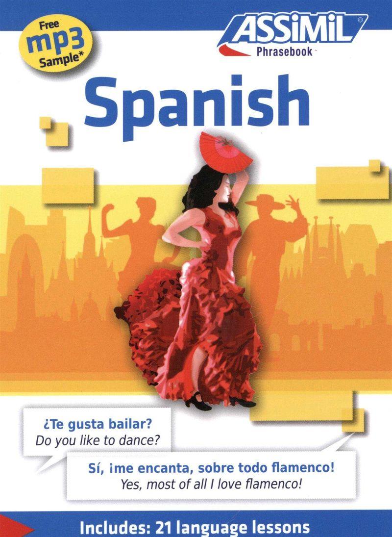 SPANISH PHRASEBOOK (+MP3)