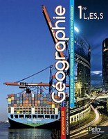 GEOGRAPHIE 1E L, ES, S - FRANCE ET EUROPE - PROGRAMME 2011