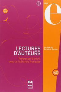 LECTURES D'AUTEURS (+CLAVES) (2 ED)