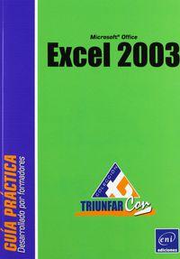 EXCEL 2003 (TRIUNFAR CON)